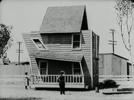 Buster Keaton's house