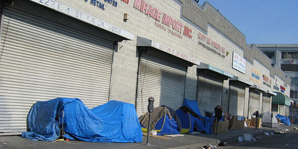 Mapping homelessness deconcrete for Homeless shelters los angeles