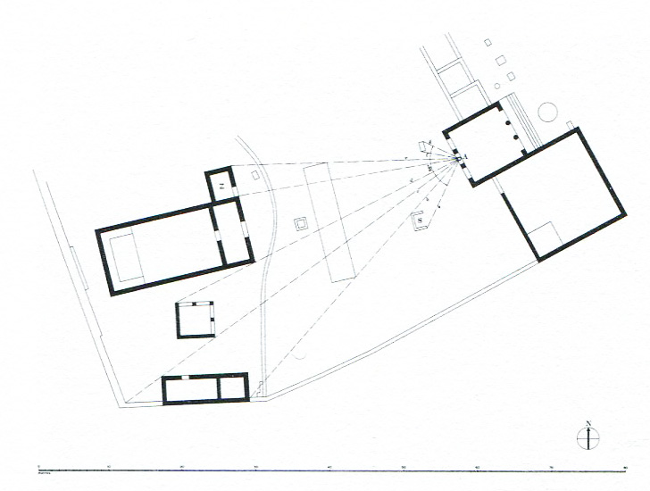 Relational spacing in ancient greece deconcrete for The idea of space in greek architecture