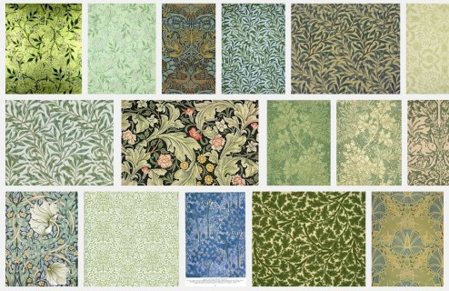 arsenic wallpapers william morris